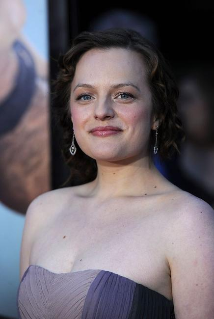 Elisabeth Moss at the California premiere of
