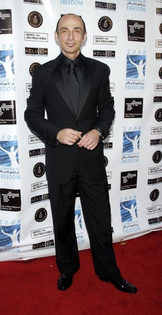 Shaun Toub at the Celebration of Artistic Freedom Academy Awards Viewing Dinner.