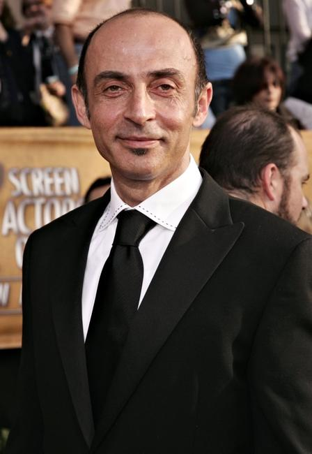 Shaun Toub at the 12th Annual Screen Actors Guild Awards.
