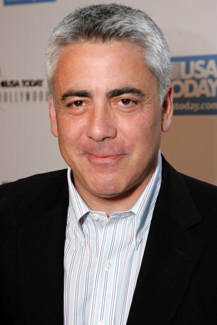 Adam Arkin at the celebration honoring Geena Davis as this year's Hollywood Hero by USA Today for the See Jane Program at the Beverly Hills Hotel.
