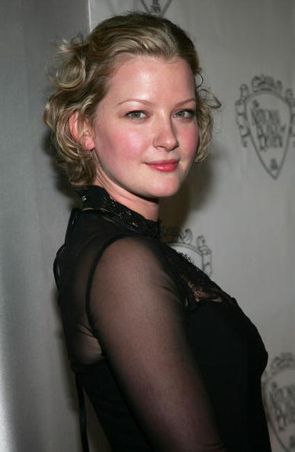 Gretchen Mol at the National Board Of Review Annual Gala.