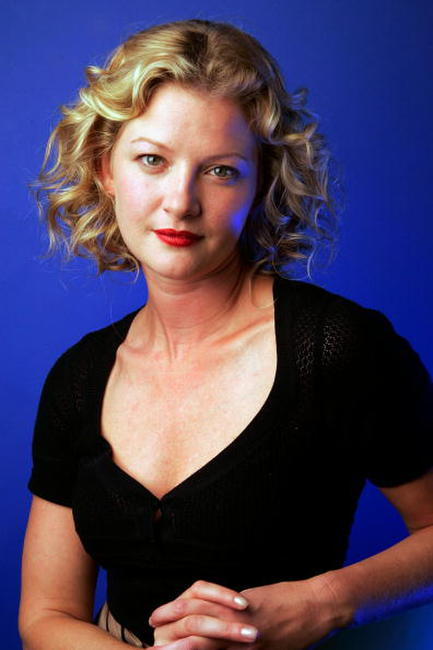 Gretchen Mol at the TIFF portrait session for