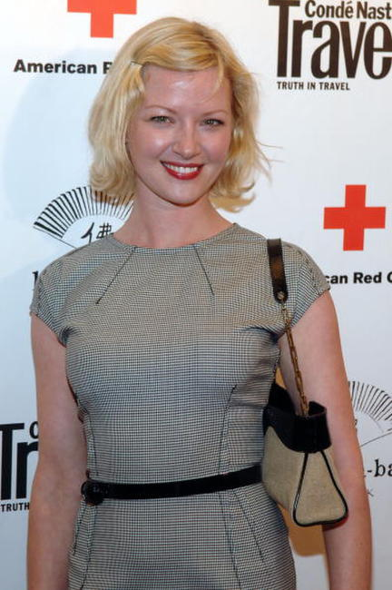 Gretchen Mol at the Conde Nast Traveler Hot List Party.