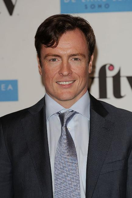 Toby Stephens at the Women In Film And TV Awards.