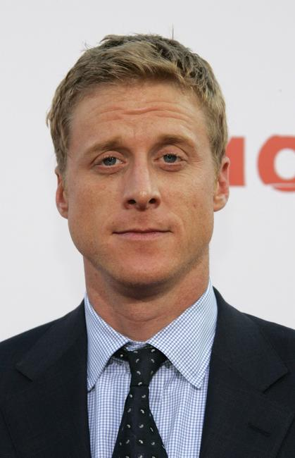 Alan Tudyk at the Los Angeles premiere of