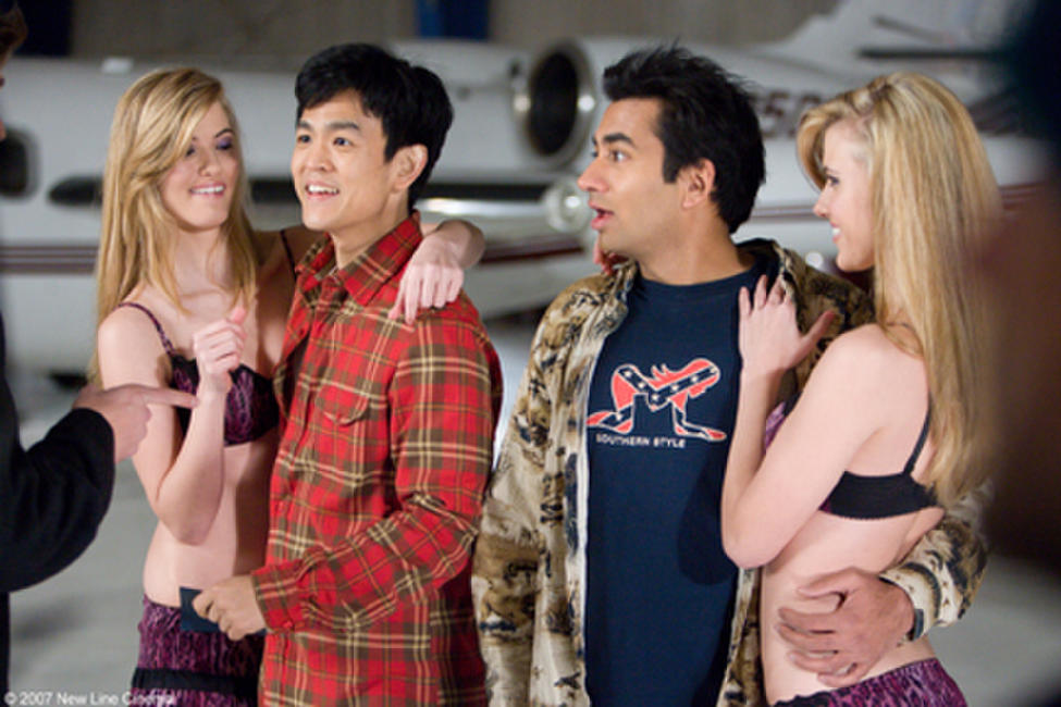 John Cho and Kal Penn in