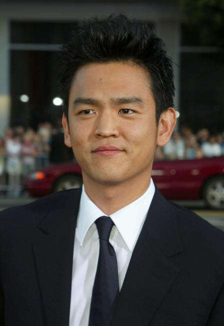 John Cho at the world premiere of
