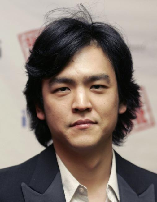 John Cho at the premiere of