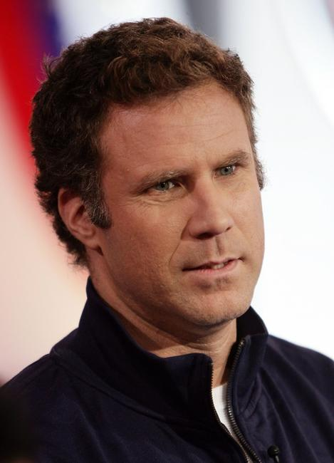 Will Ferrell at the MTV's Total Request Live.
