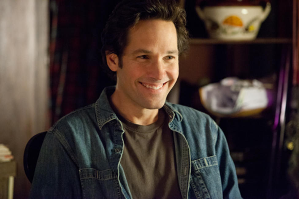 Paul Rudd as George in ``Wanderlust.''
