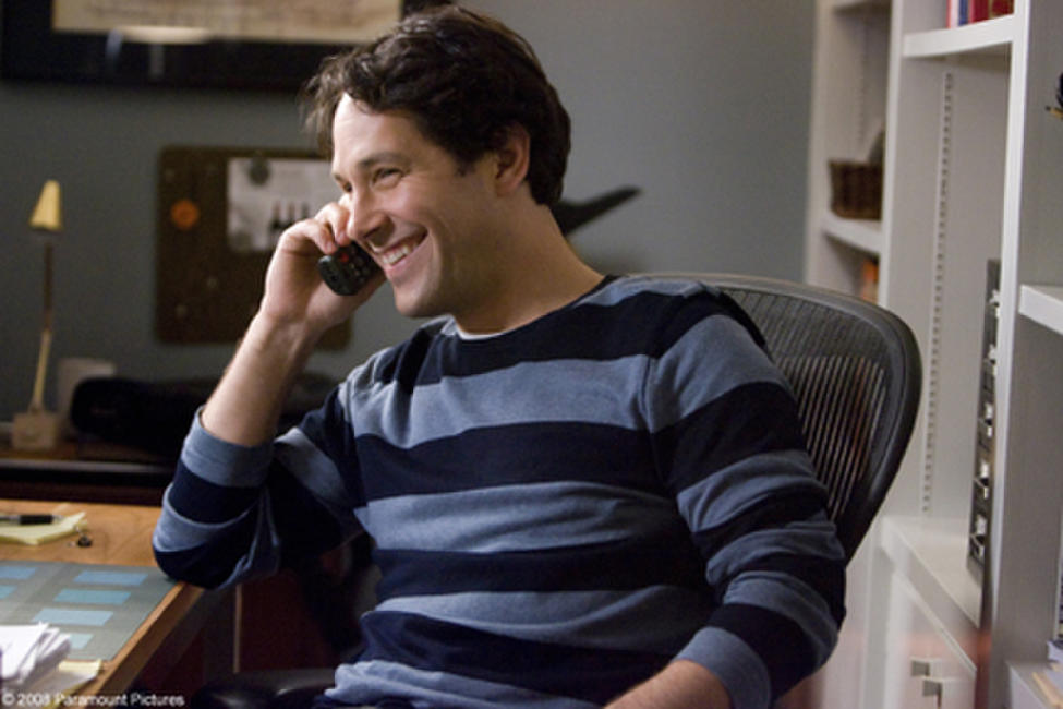 Paul Rudd as Peter in