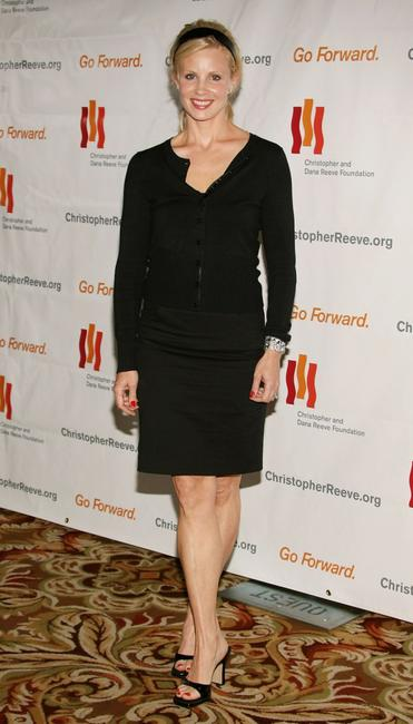 Monica Potter at the Third Annual Los Angeles Gala for the Christopher and Dana Reeve Foundation.