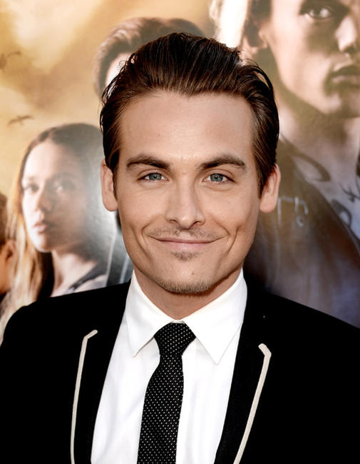 Kevin Zegers at the California premiere of