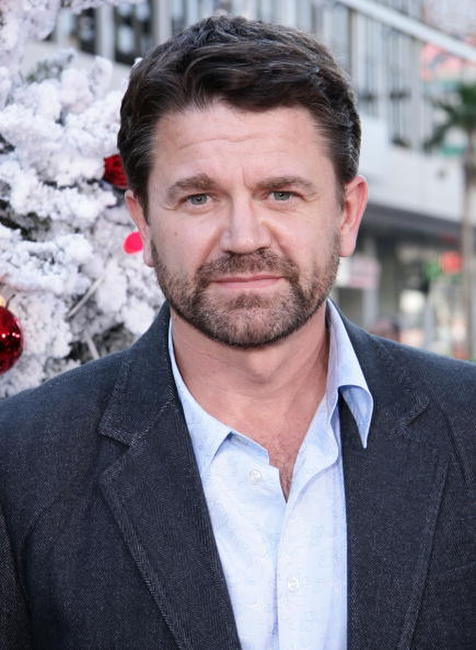 Actor John Michael Higgins at the Hollywood premiere of