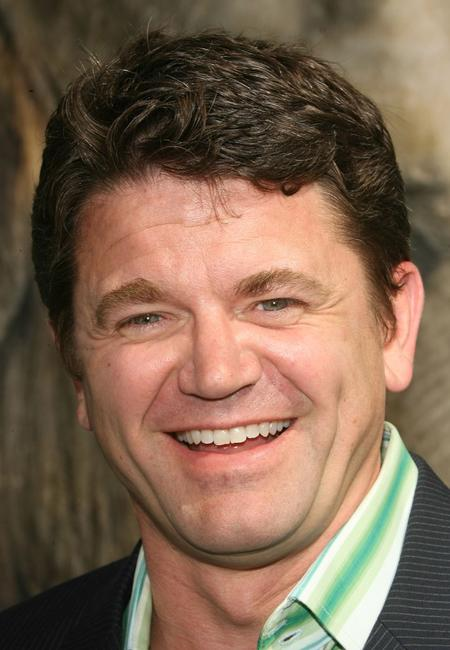 John Michael Higgins at the premiere of