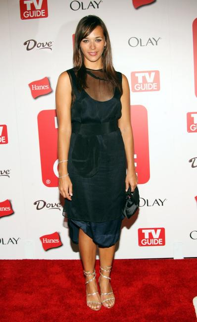 Rashida Jones at the 4th annual TV Guide after party celebrating Emmys 2006.