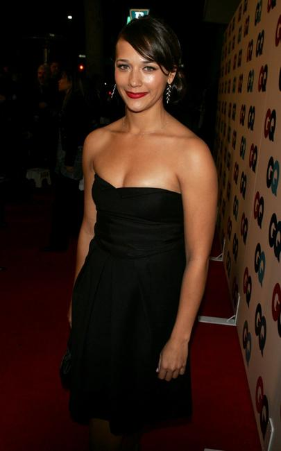 Rashida Jones at the GQ 2005 Men Of The Year celebration.