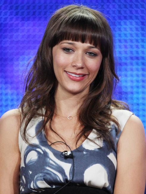 Rashida Jones at the NBC Universal portion of the 2009 Winter Television Critics Association Press Tour.