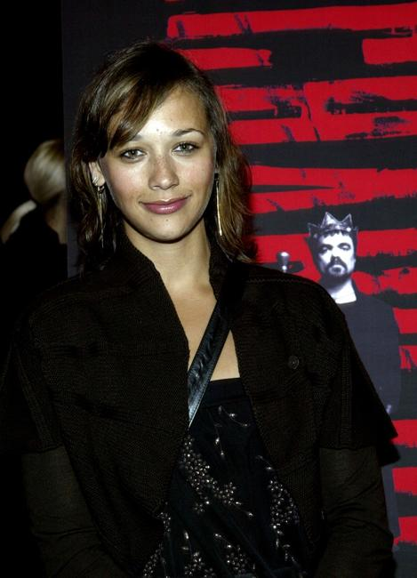 Rashida Jones at the special performance of