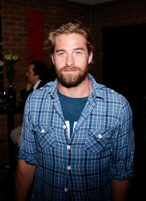 Scott Speedman at the 2008 Toronto International Film Festival.