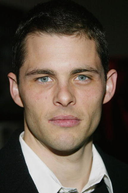 James Marsden at the Hollywood premiere of