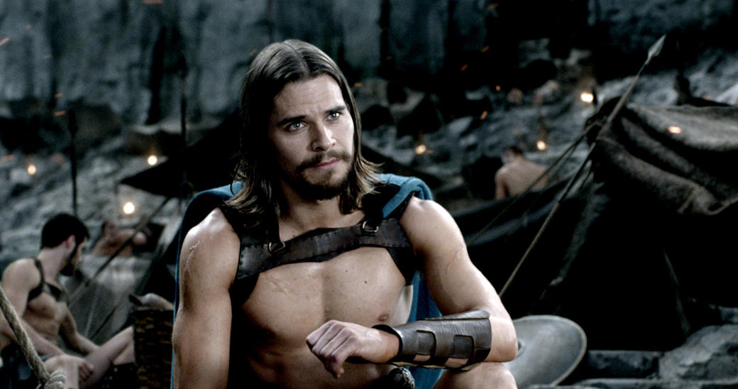 Hans Matheson as Aeskylos in