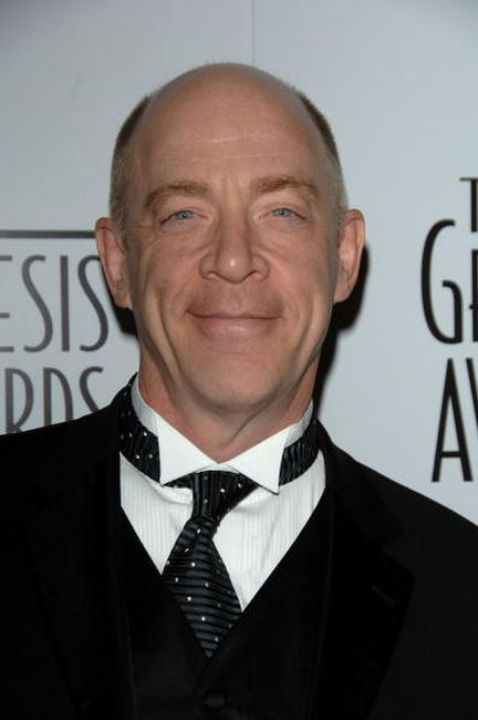 JK Simmons at the 21st Genesis Awards.