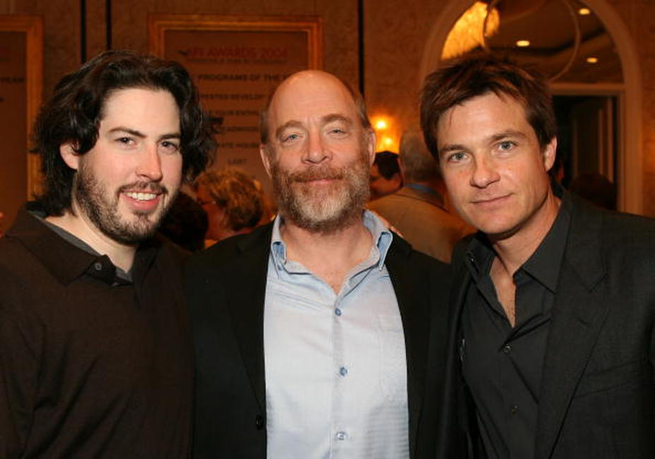 Jason Reitman, J.K. Simmons and Jason Bateman at the 8th Annual AFI Awards.