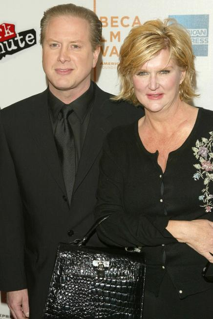 Darrell Hammond and Dennie Gordon at the gala premiere of