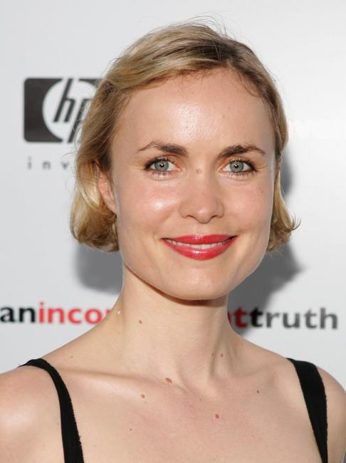 Radha Mitchell at the Los Angeles premiere of