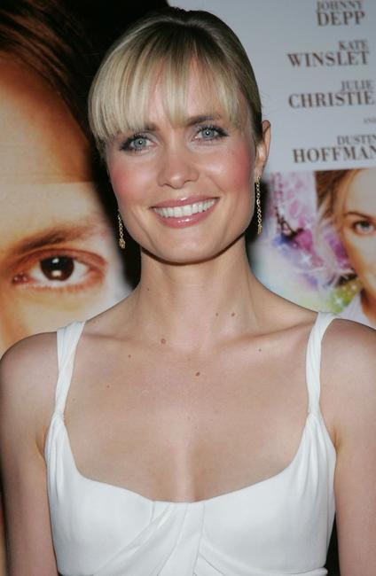 Radha Mitchell at the New York premiere