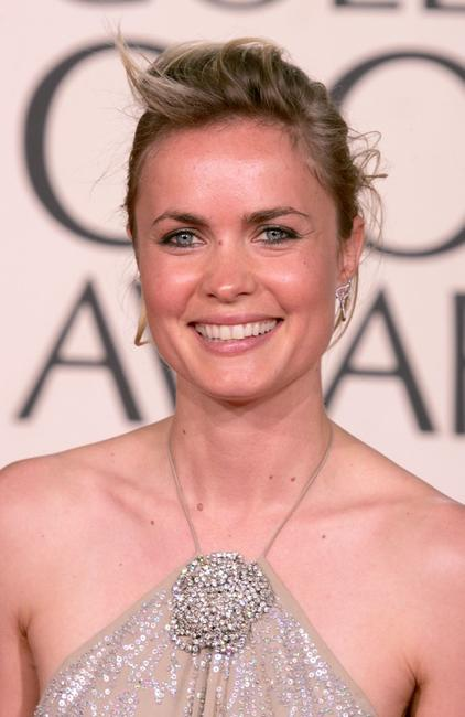 Radha Mitchell at the 62nd Annual Golden Globe Awards.