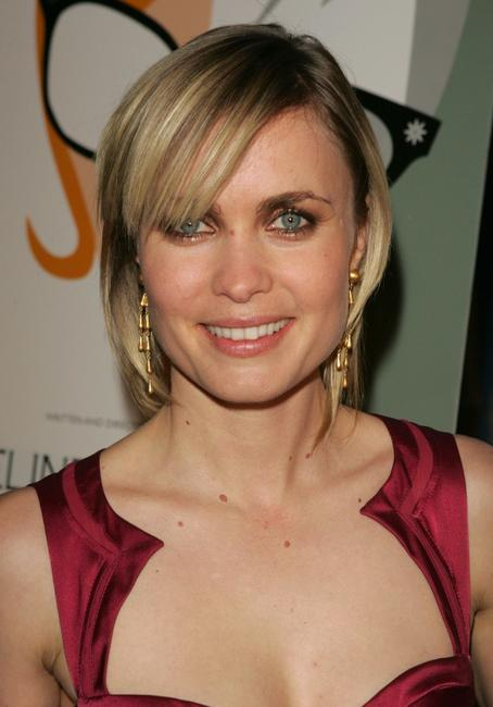 Radha Mitchell at the New York screening of