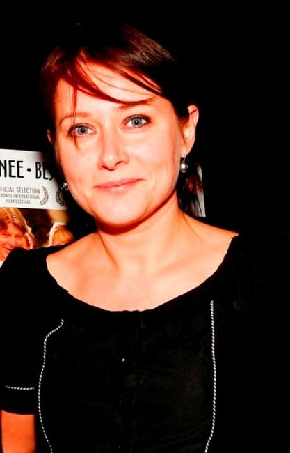 Sidse Babett Knudsen at the premiere of