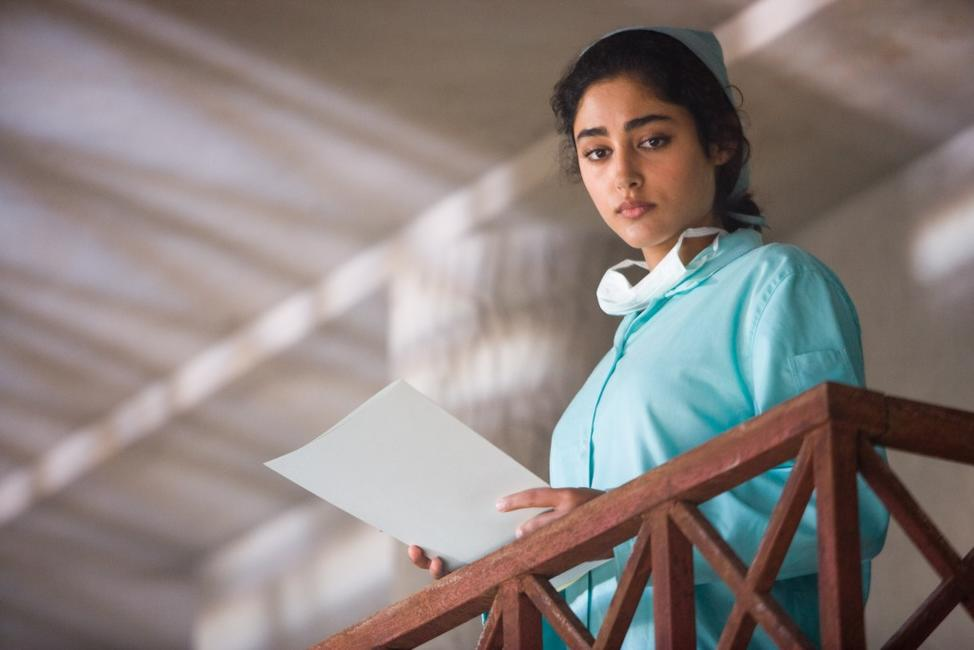 Golshifteh Farahani as Aisha in