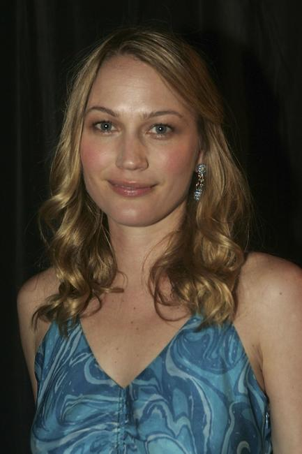Sarah Wynter at the third ASTRA Awards.