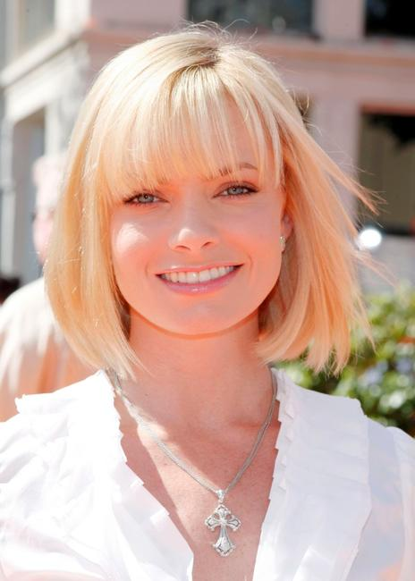 Jamie Pressly at the premiere of