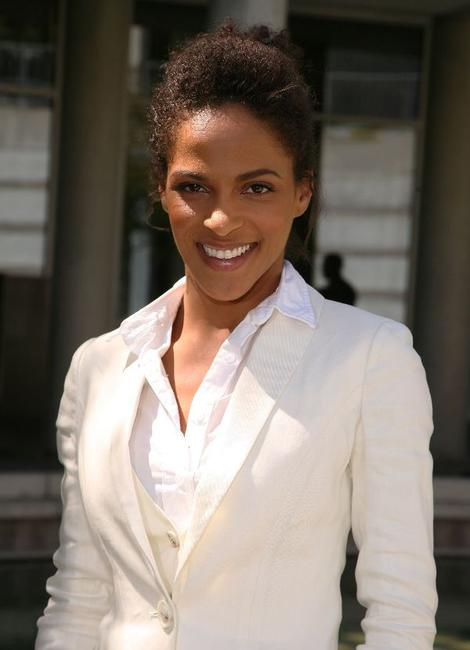 Megalyn Echikunwoke at the 1st Historic Health Summit kick-off luncheon.