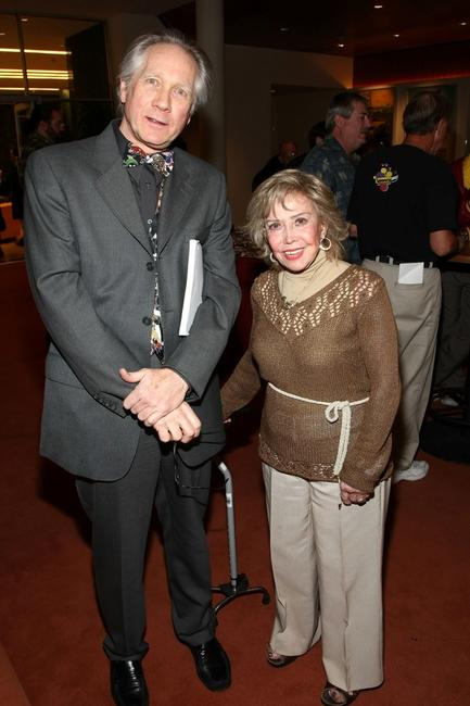 Joe Adamson and June Foray at the AMPAS Presents