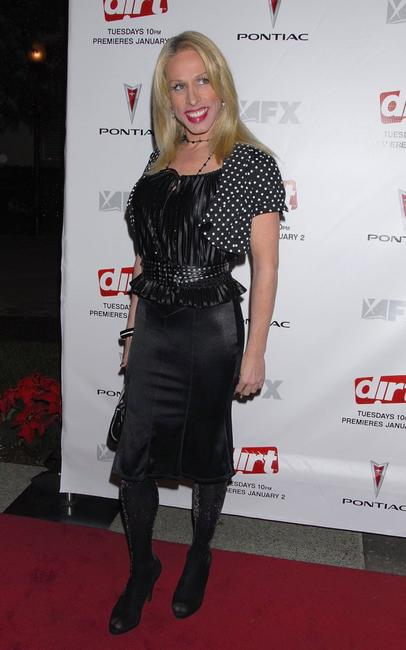 Alexis Arquette at the premiere screening of