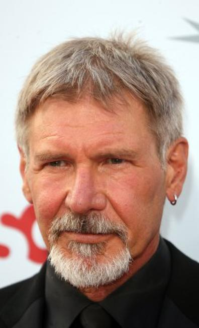 Harrison Ford at the 34th AFI Life Achievement Award.