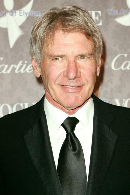 Harrison Ford at the Heaven: Celebrating 10 Years, benefiting The Art Elysium.