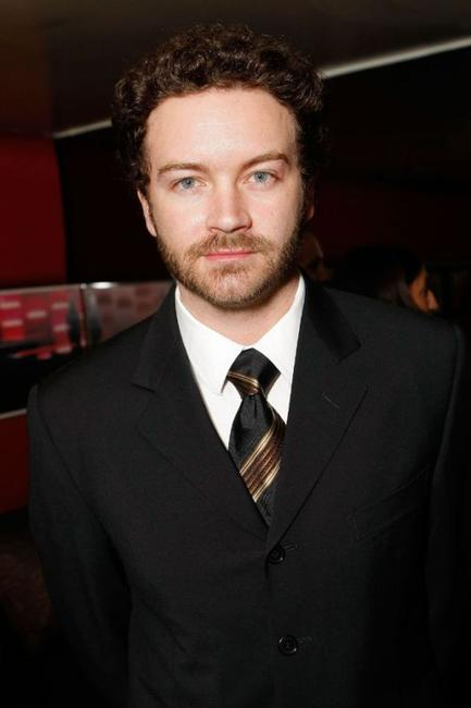 Danny Masterson at the New York Rescue Workers Detoxification Project Charity Event.