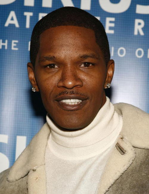 Jamie Foxx  Launches
