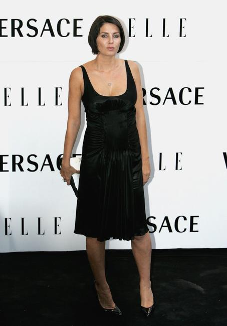 Sadie Frost at the Elle Magazine 21st Anniversary party.