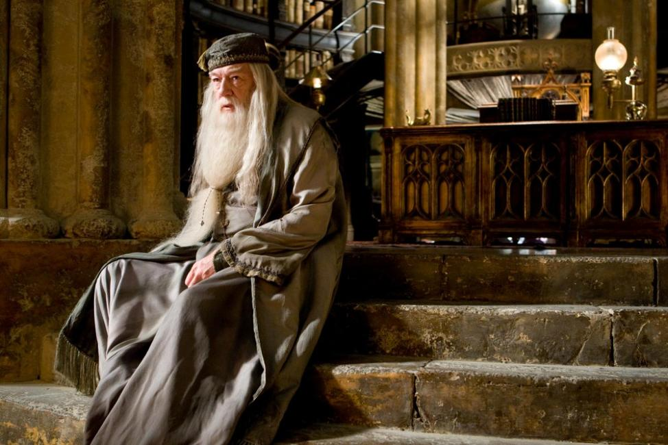 Michael Gambon in