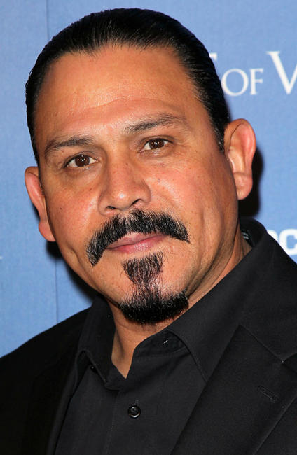 Emilio Rivera at the California premiere of