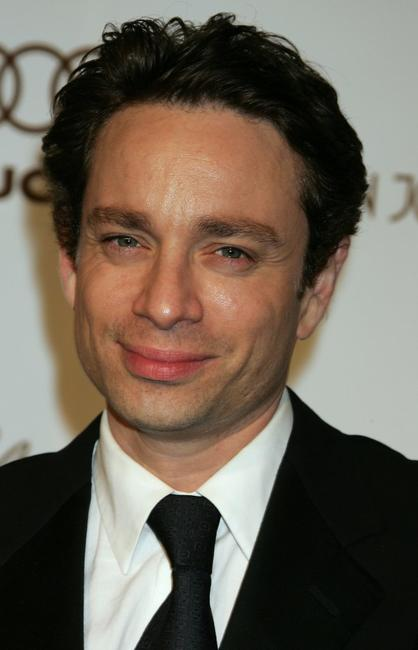 Chris Kattan at the 14th Annual Elton John Academy Awards viewing party.