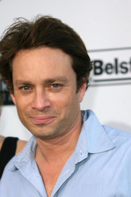 Chris Kattan at the premiere of