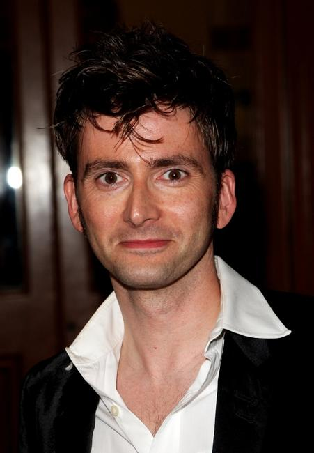 David Tennant at the National Television Awards 2007.